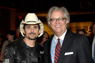 Brad Paisley The Country Music Hall of Fame and Museum Debuts 'Brad Paisley: Diary of a Player' Exhibit