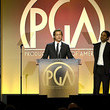Brad Pitt 31st Annual Producers Guild Awards - Inside