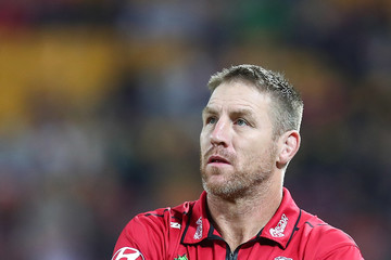 Brad Thorn Super Rugby Rd 15 - Reds vs. Highlanders