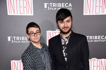 Brad Walsh 'The Intern' New York Premiere