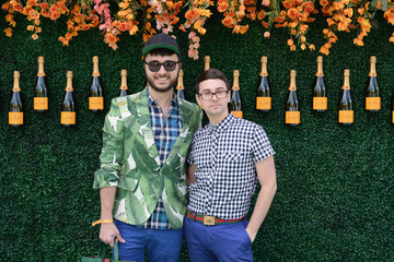 Brad Walsh The Tenth Annual Veuve Clicquot Polo Classic - Arrivals