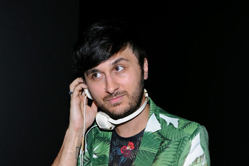 Brad Walsh Christian Siriano Celebrates His New Fragrance With A Stoli Vodka Cocktail At The Designer's Pop-Up, Silhouette Shoppe, In The Meatpacking District