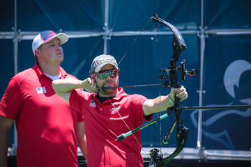 Braden Gellenthien Archery World Cup 2015 Stage 4