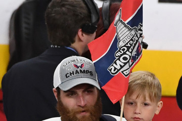 Braden Holtby 2018 NHL Stanley Cup Final - Game Five