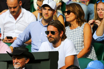 Bradley Cooper Day Eleven: The Championships - Wimbledon 2017