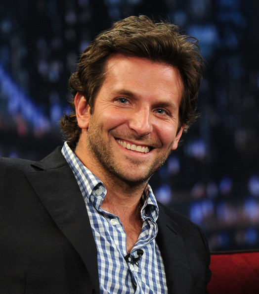 Bradley cooper pictures celebrities visit quot late night with jimmy
