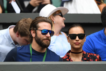 Bradley Cooper Day Eleven: The Championships - Wimbledon 2016
