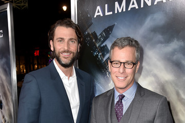 Bradley Fuller 'Project Almanac' Premieres in Hollywood