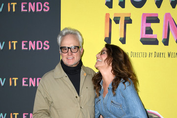 """Bradley Whitford Amy Landecker Los Angeles Premiere Of """"How It Ends"""" - Arrivals"""
