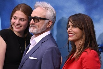 Bradley Whitford Amy Landecker Premiere Of Warner Bros. Pictures And Legendary Pictures' 'Godzilla: King Of The Monsters' - Arrivals