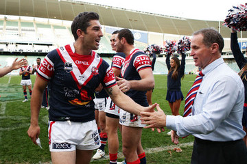 Braith Anasta Brian Smith NRL Rd 25 - Roosters v Wests Tigers