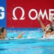 Branca Feres Synchronised Swimming - 16th FINA World Championships: Day Eight