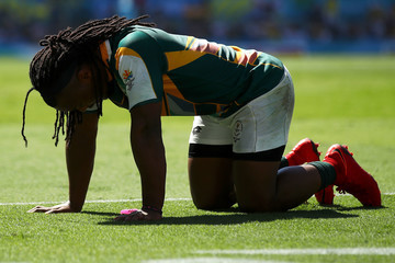 Branco Du Preez Rugby Sevens - Commonwealth Games Day 11