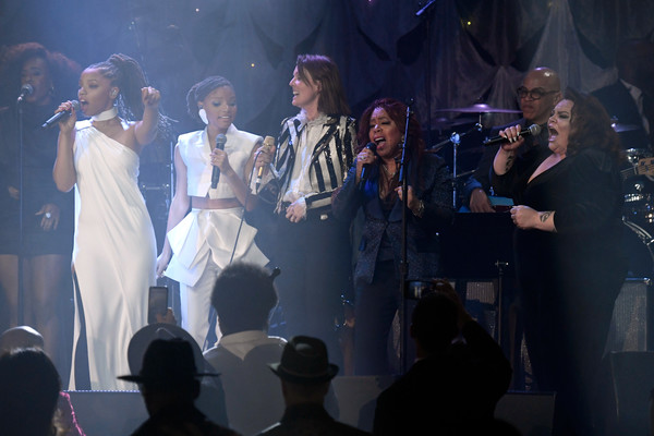 Pre-GRAMMY Gala And GRAMMY Salute To Industry Icons Honoring Clarence Avant – Inside