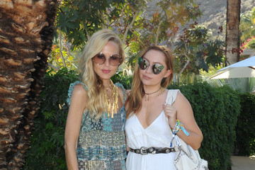 Brandi Cyrus ZOEasis Presented by the Zoe Report and Guess