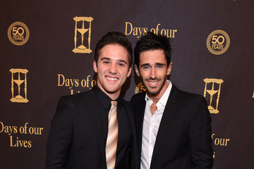 Brandon Beemer 'Days of Our Lives' 50th Anniversary Celebration