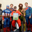 Brandon Carlo Boston Bruins Celebrate Halloween In Costume At Boston Children's Hospital