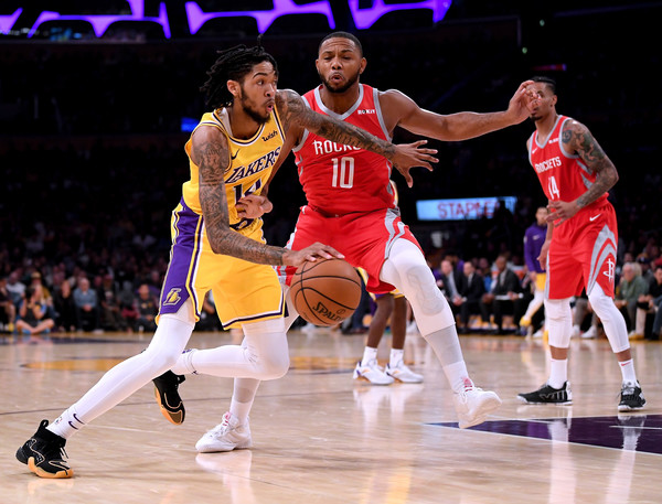 Houston Rockets vs. Los Angeles Lakers