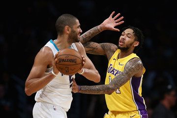 Brandon Ingram Charlotte Hornets v Los Angeles Lakers