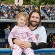 Brandon Jenner Celebrities Attend Charity Softball Game To Benefit California Strong