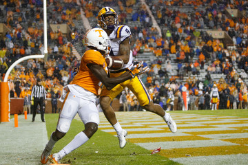 Brandon Johnson LSU v Tennessee