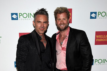 Brandon Liberati Point Honors Gala Honors Greg Louganis and Pete Nowalk - Arrivals
