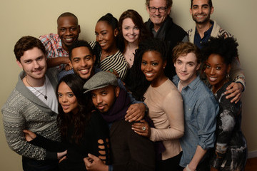 Brandon P Bell 'Dear White People' Portraits at Sundance
