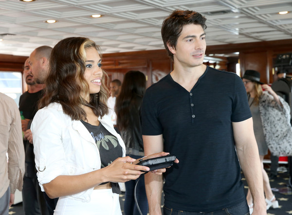 The Nintendo Lounge on the TV Guide Magazine Yacht at Comic-Con International 2015