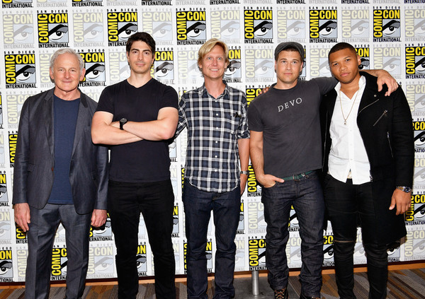 Comic-Con International 2017 - DC's 'Legends Of Tomorrow' Press Line
