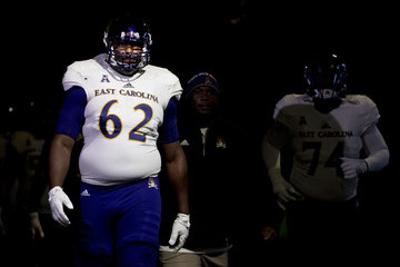 Brandon Smith East Carolina v Temple