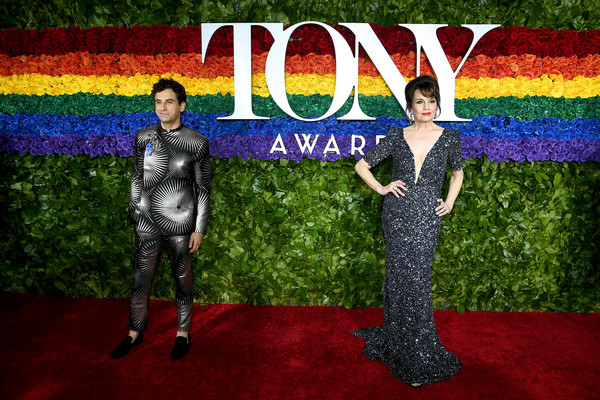 73rd Annual Tony Awards - Red Carpet []