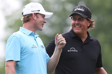 Brandt Snedeker A Military Tribute At The Greenbrier - Round Two