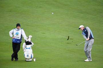 Brandt Snedeker AT&T Pebble Beach Pro-Am - Round Two