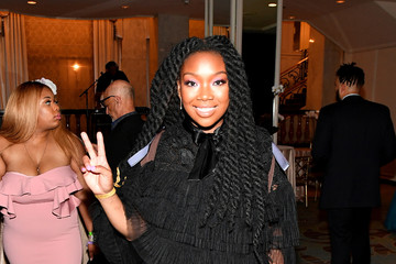 Brandy 31st Annual ASCAP Rhythm And Soul Music Awards - Inside