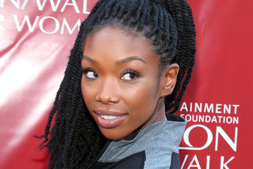 Brandy EIF Revlon Run/Walk For Women