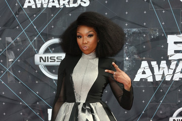 Brandy Celebs Arrive at the 2015 BET Awards