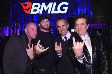Brantley Gilbert Big Machine Label Group Celebrates the 49th Annual CMA Awards in Nashville - Inside