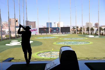 Brantley Gilbert ACM Lifting Lives TOPGOLF Tee-Off