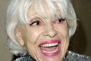 Actress Carol Channing arrives at the BraveHeart Awards for Brave Hearts at The Westin Hotel LAX on October 3, 2009 in Los Angeles, California.