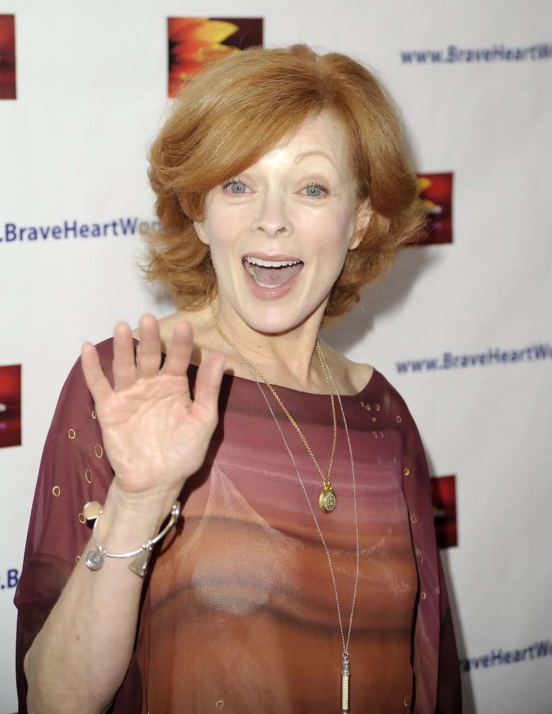Frances Fisher in BraveHeart Awards For Brave Hearts - Zimbio