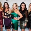 Kyle Richards and Adrienne Maloof