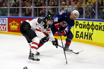 Brayden Schenn USA vs. Canada - 2018 IIHF Ice Hockey World Championship Bronze Medal Game