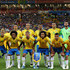 Alisson Gabriel Jesus Photos - Brazil team lines up prior to the 2018 FIFA World Cup Russia group E match between Brazil and Switzerland at Rostov Arena on June 17, 2018 in Rostov-on-Don, Russia. - Brazil vs. Switzerland: Group E - 2018 FIFA World Cup Russia