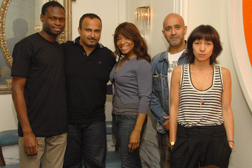 """Dipo Agboluaje Breakthrough Brit Week -""""Welcome To Hollywood"""" Breakfast With Tanya Kersey"""
