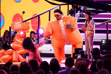 Breanna Yde Nickelodeon's 2018 Kids' Choice Awards - Show