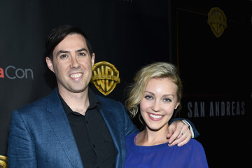 Breanne Parhiala CinemaCon 2015 - Warner Bros. Pictures Invites You To 'The Big Picture