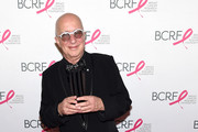 Paul Shaffer attends the Hot Pink Party hosted by the Breast Cancer Research Foundation at Park Avenue Armory on May 15, 2019 in New York City.