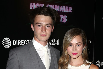 Brec Bassinger Screening Of A24's 'Hot Summer Nights' - Arrivals