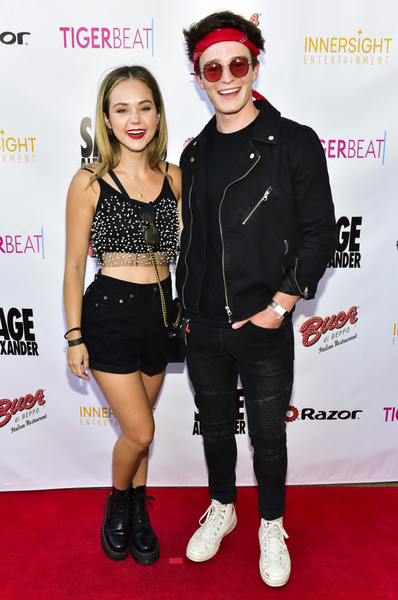 The Sage Launch Party Co-Hosted By Tiger Beat - Arrivals
