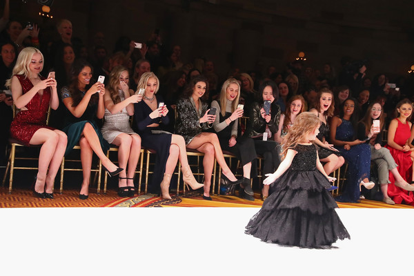 Sherri Hill - Front Row - February 2017 - New York Fashion Week
